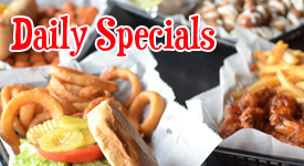 Coop Deville Daily Specials